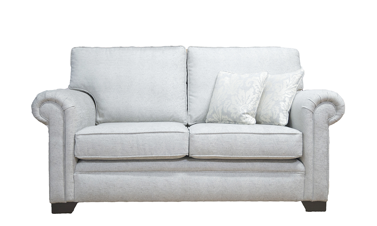 Imperial-Small-Sofa-in-Loisa-Plain-Grey-Silver-Collection-of-Fabrics