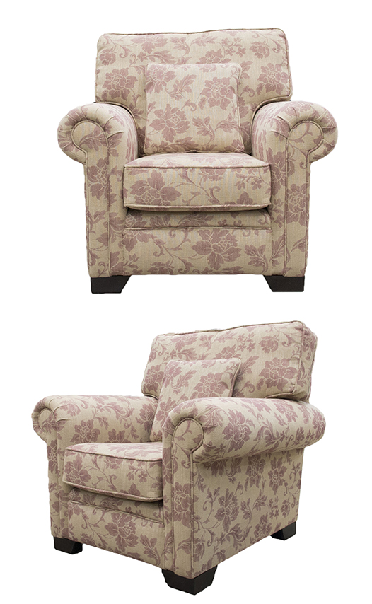 Imperial Chair - Socrates Pattern