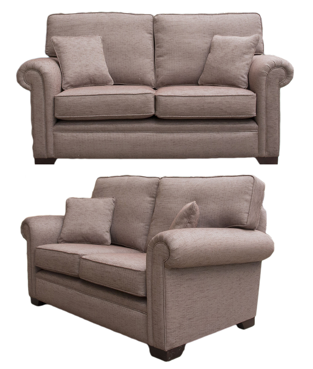 Imperial Large Sofa – Silver Collection