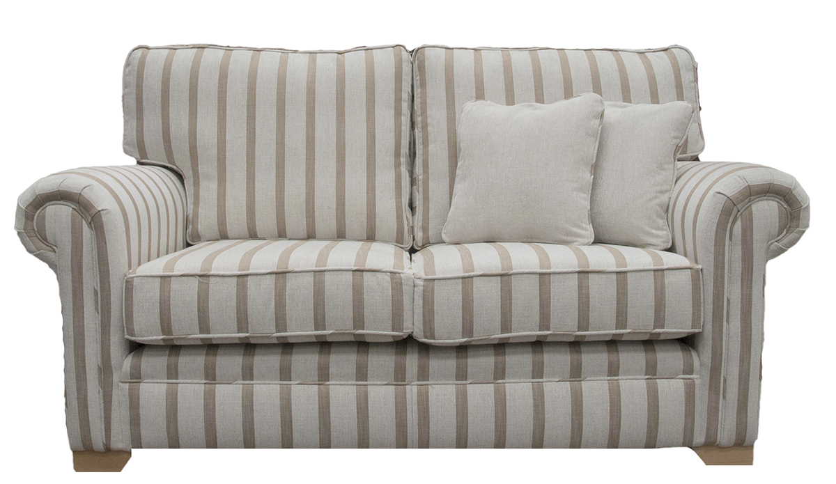 Imperial Sofa - Balamir Stripe Ice