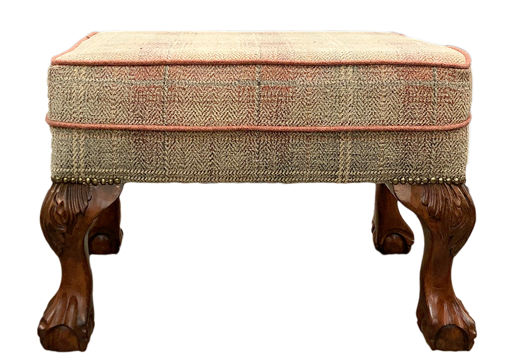 King Footstool  Montrose