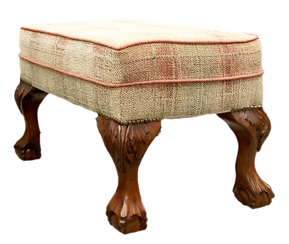 King Footstool Side  Montrose