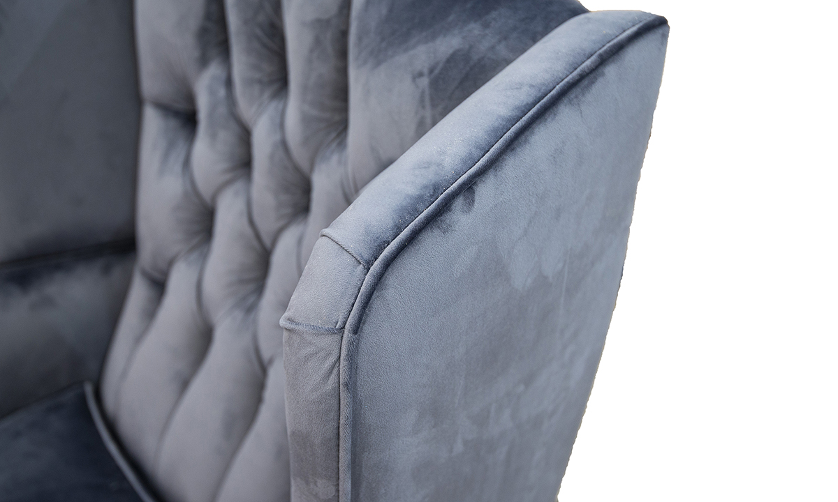 1_King-Chair-with-Deep-Button-back-in-Luxor-Tempest-Silver-Collection-Fabric