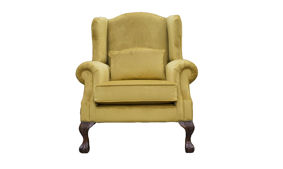 King Chair in Cambio Cam 1739