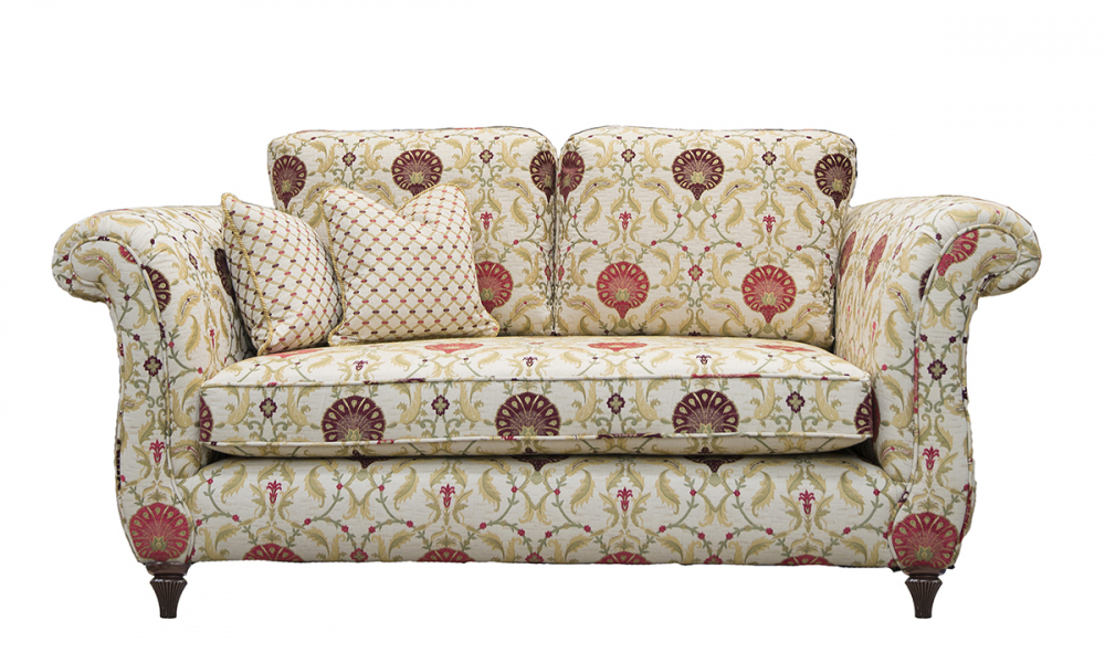 Lafayette Small Sofa in Olympos Loganberry