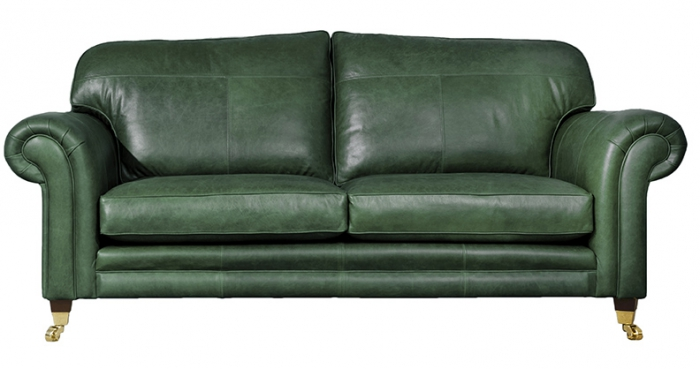 Louis Leather Mustang Emerald