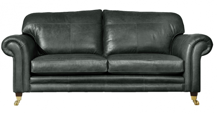 Louis Leather Mustang Graphite
