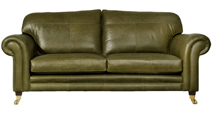 Louis Leather Mustang Olive