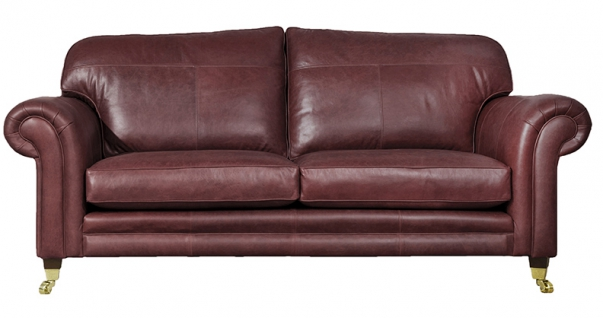 Louis Leather Mustang Ox Blood