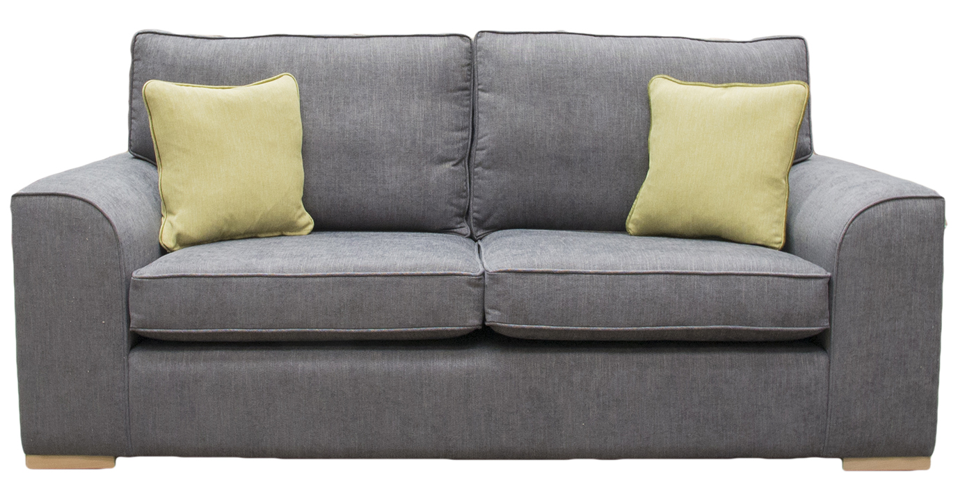 Leon Sofa Bed 4ft6 in Bronze Collection