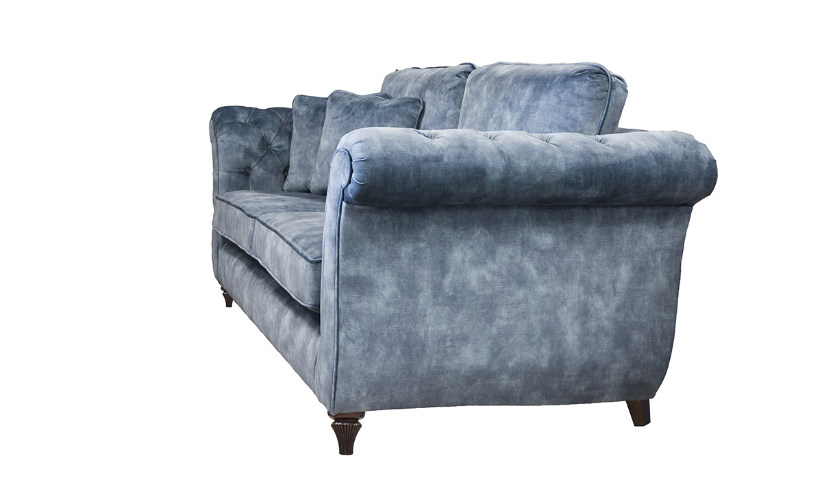 Letrec-Small-Sofa-Side-with-Deep-Buttons-Arms-in-Lovley-Alantic-Gold-Collection-Fabric