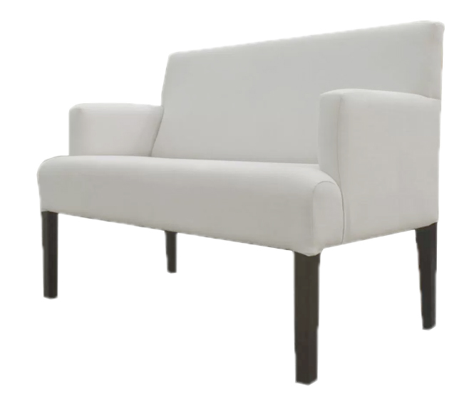 Lisa 2 Seater Customers Own Material