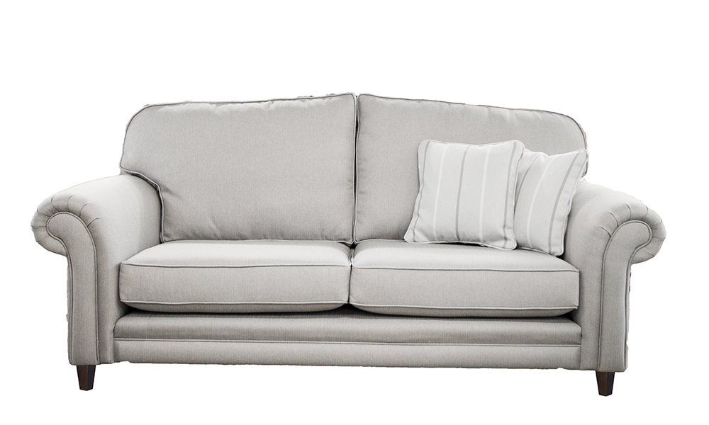 Louis 3 Seater Sofa in Fontington Quatto 2109