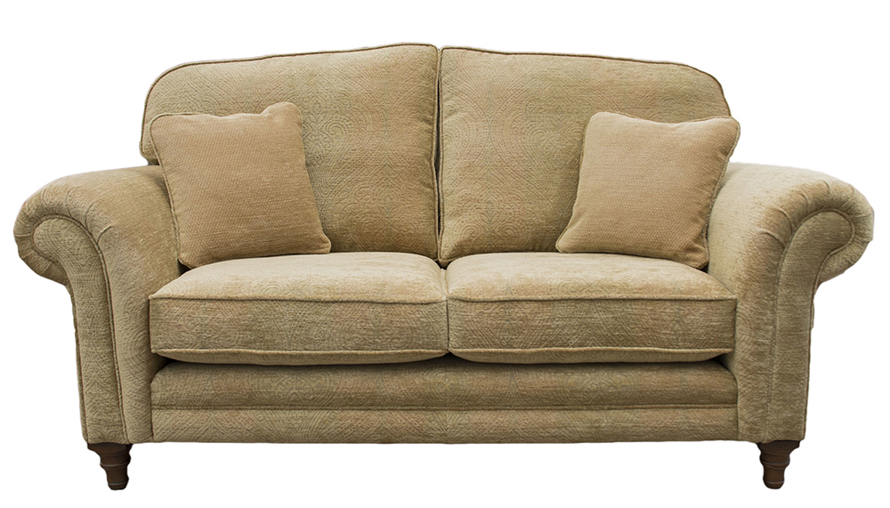 Louis Sofa  in Bronze Collection Fabric