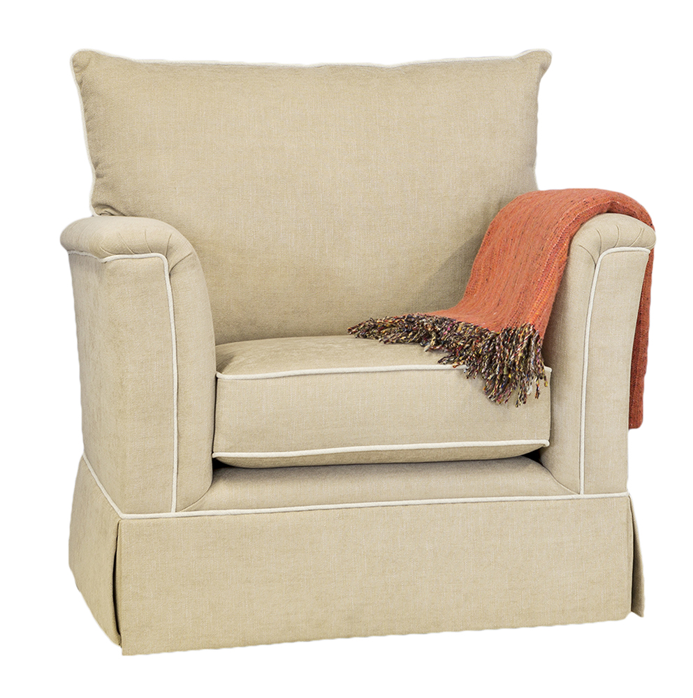 Madison Chair - Silver Collection
