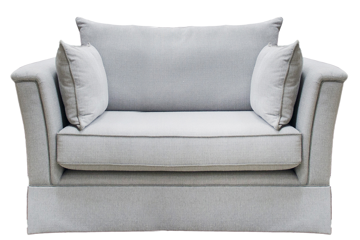 Madison Love Seat (Discontined Fabric)