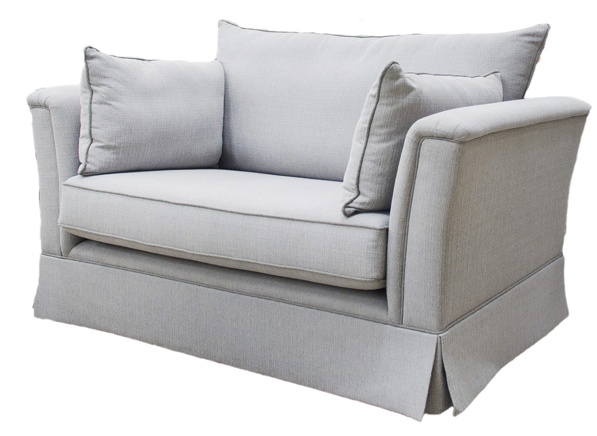 Madison Love Seat Side (Discontined Fabric)