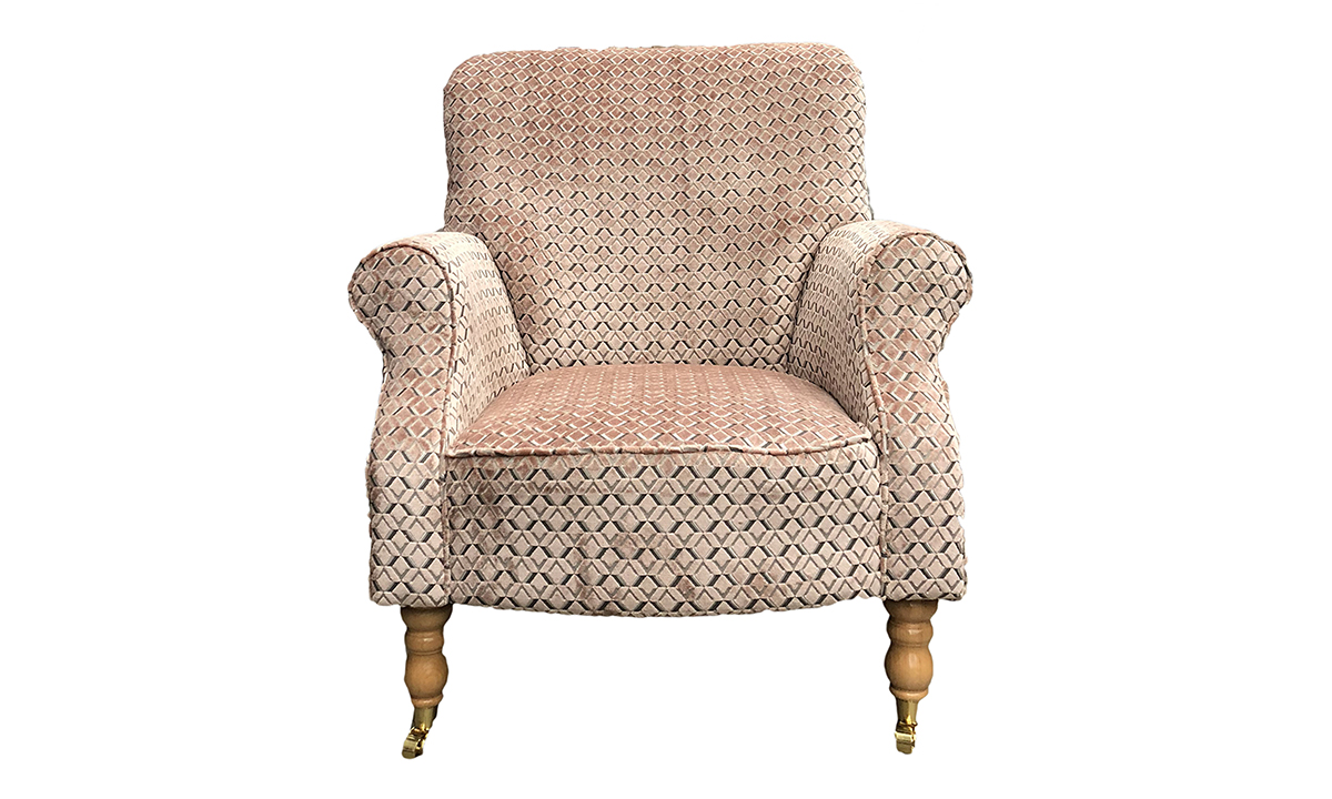 Matisse Chair in Customers Own Fabric