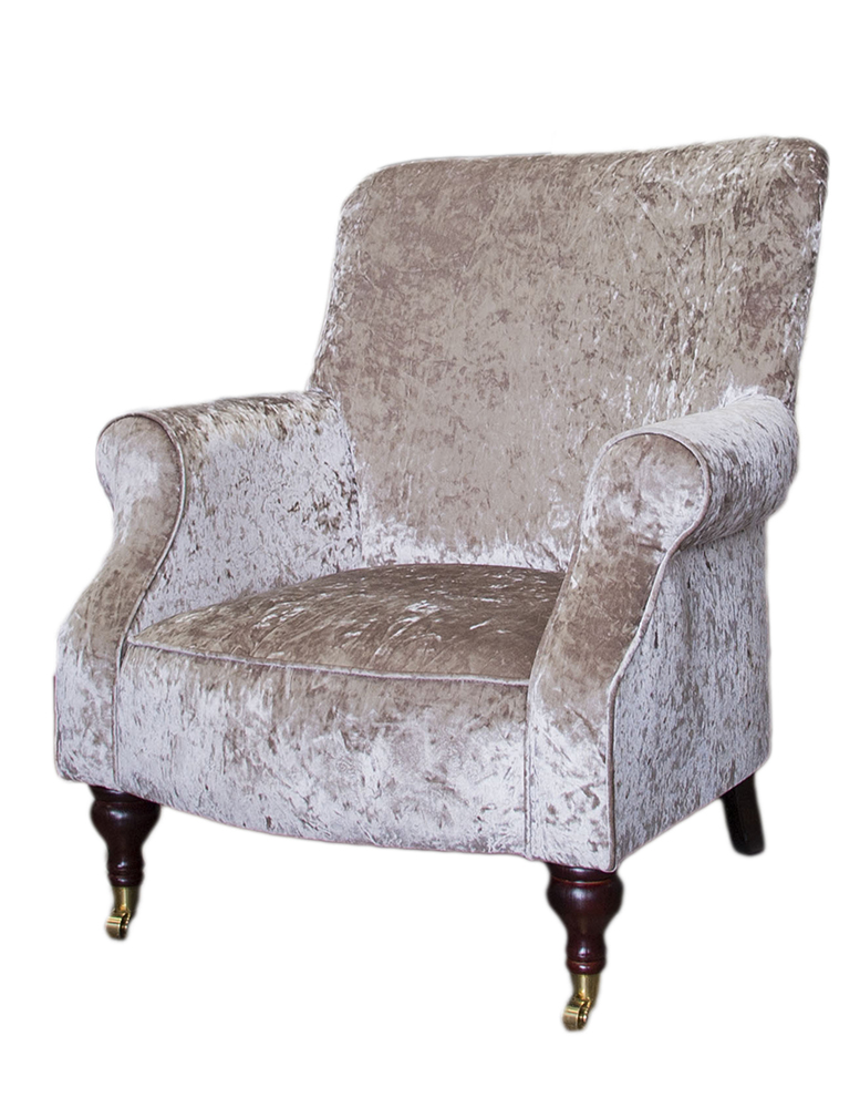 Matisse Chair Side - Pewter