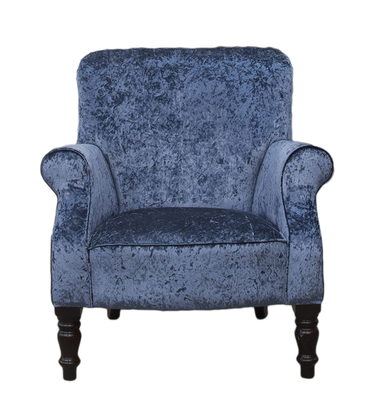 Matisse Chair Bling Silver Collection