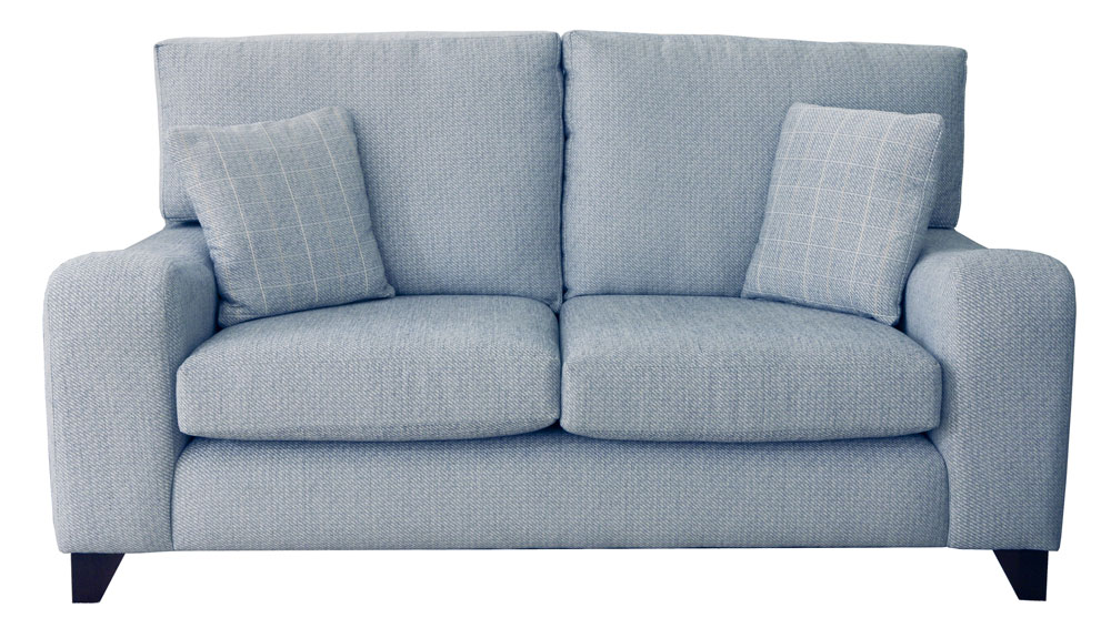 Melrose sofa  in a discontinued fabric