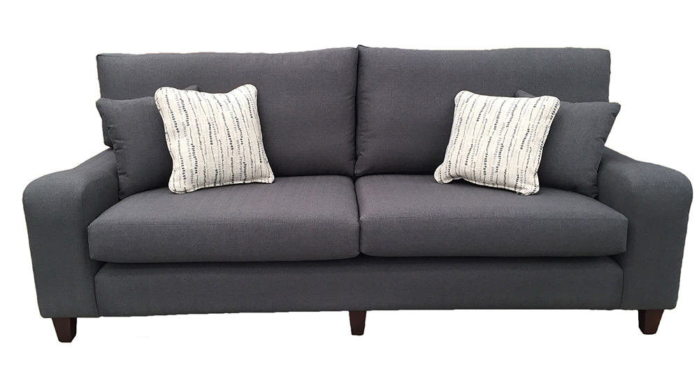 Melrose grand sofa in a discontinued fabric