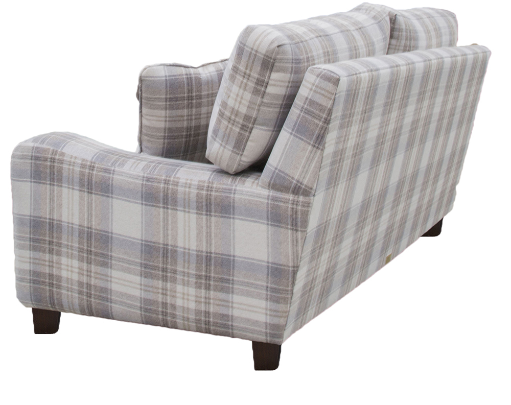 Melrose-sofa-in-Aviemore-Plaid-–-Silver-Collection-back