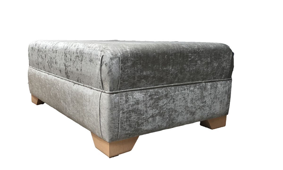 Monroe Footstool in Modena