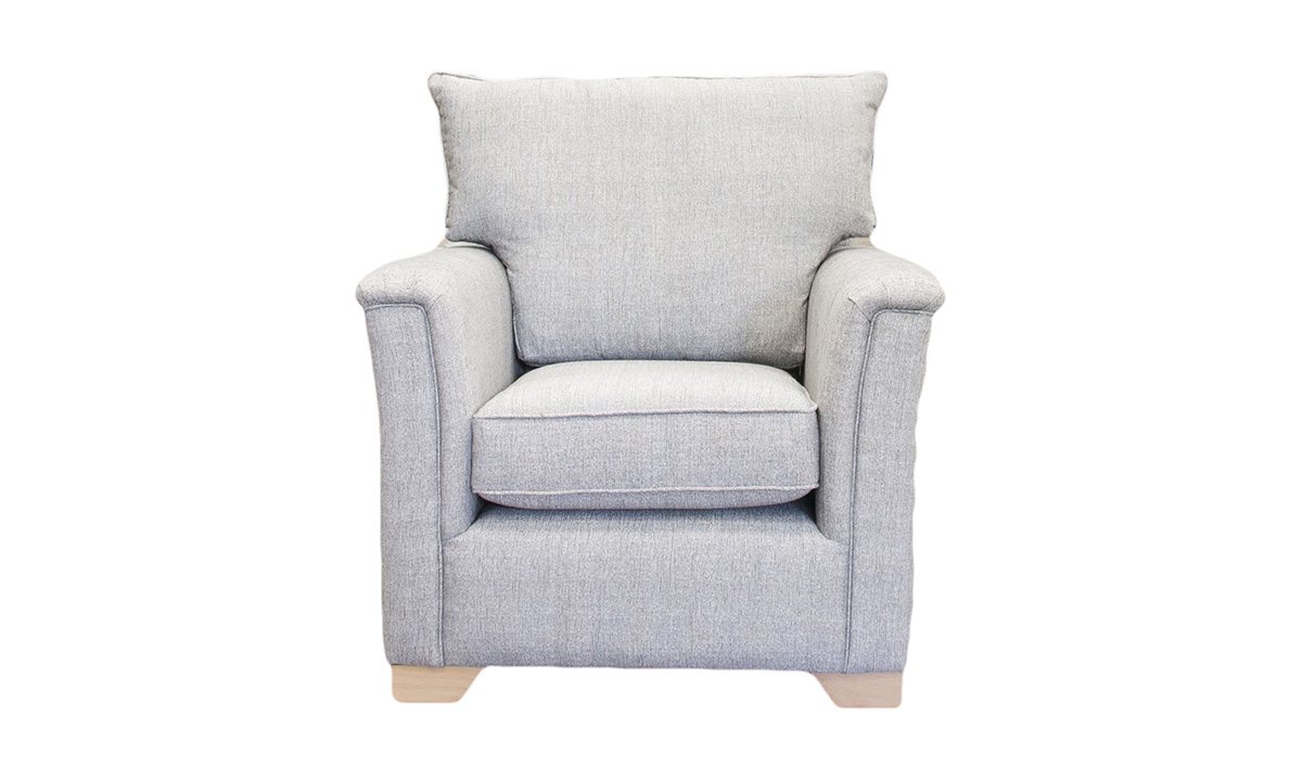 Madison Chair in a Discontinued Fabric