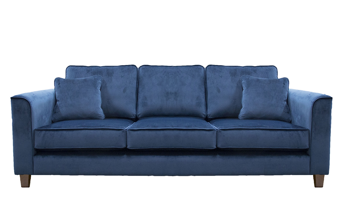 Nolan Large Sofa in Customers Own Fabric