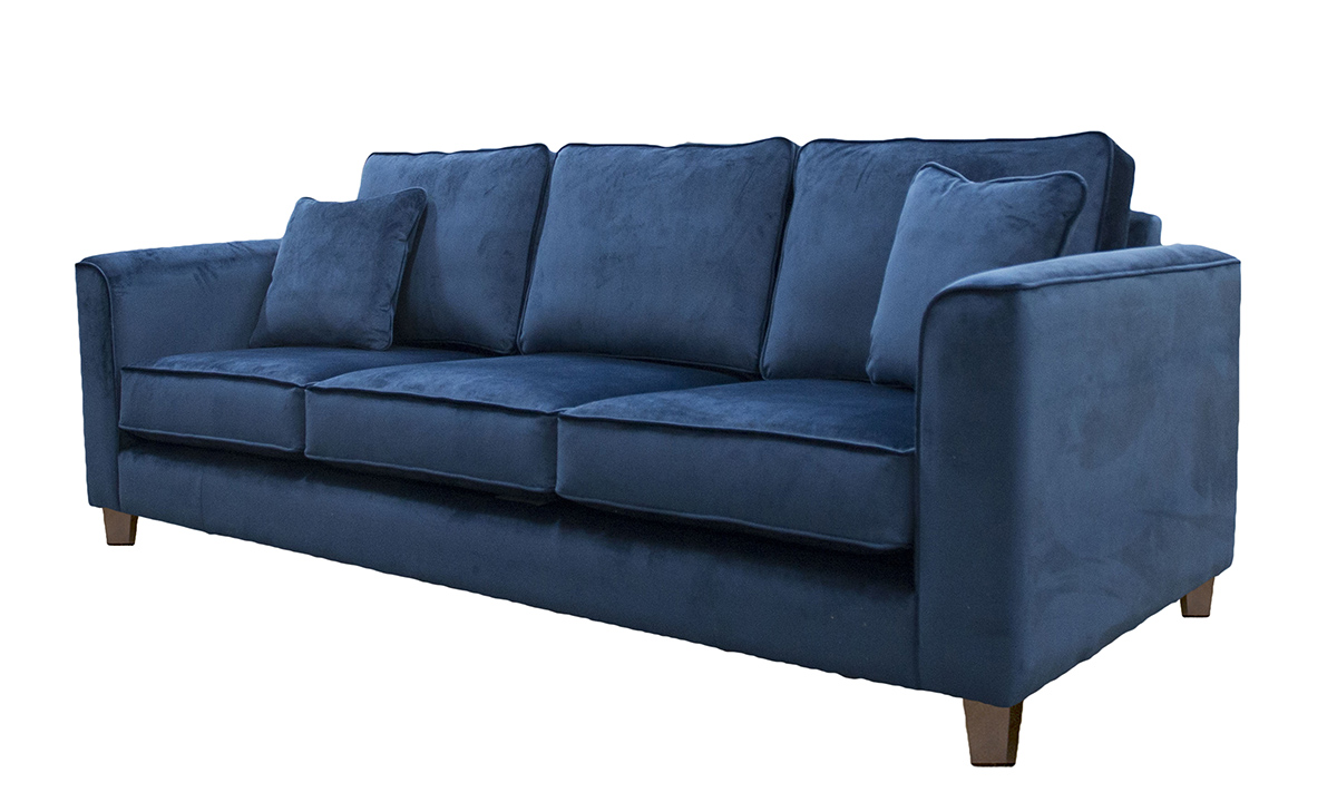 Nolan 3 Seater Sofa in Customers Own Fabric