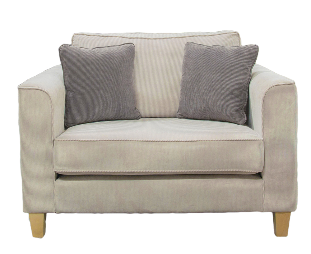 Nolan Love Seat Sofa - Sorrento