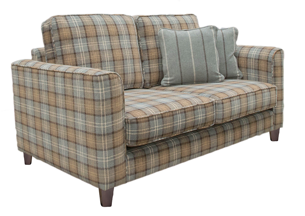 Nolan Small Sofa Side - Fontington LAN1256 Check