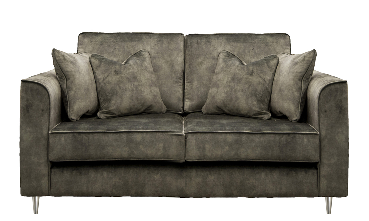 Nolan Small Sofa in Lovely Jade, Gold Collection Fabric