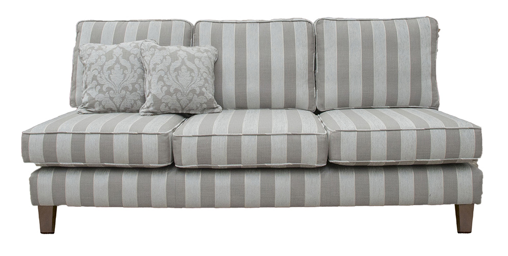 Nolan Sofa (Bespoke - Arms Made Detachable) - 18004