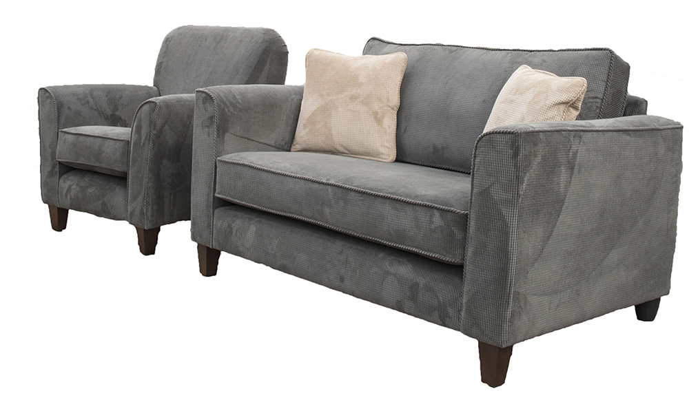 Nolan Sofa Bench Seat & Dylan Chair