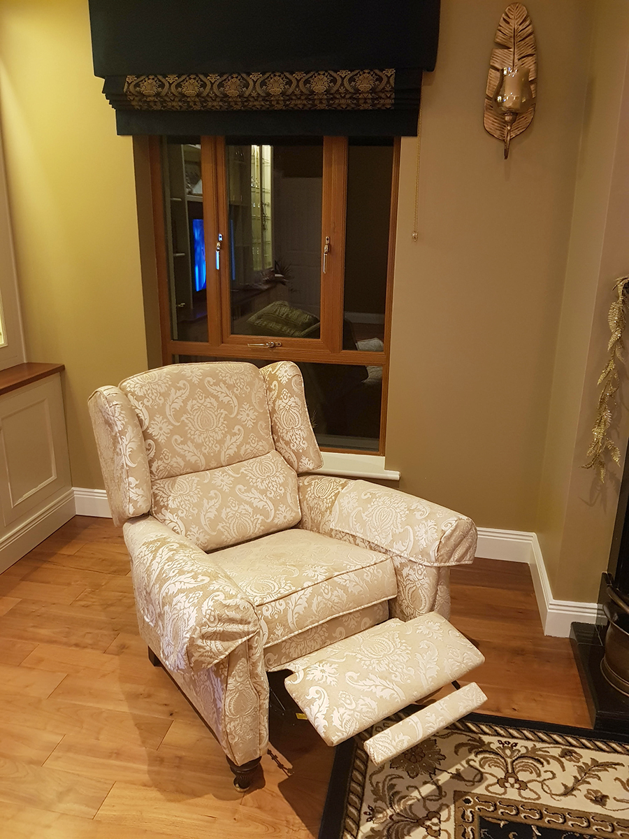 Greville Recliner Chair