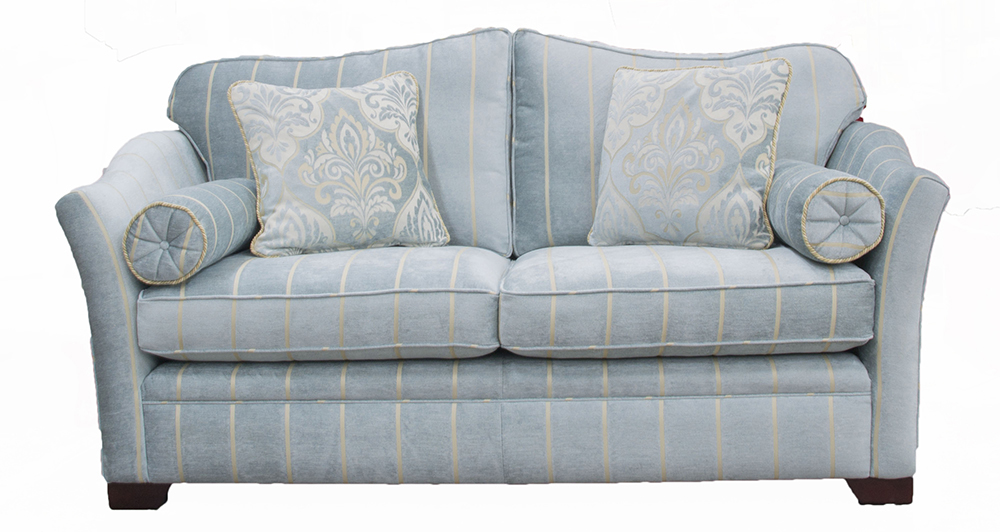 Othello Small Sofa  Platinum Collection Fabric