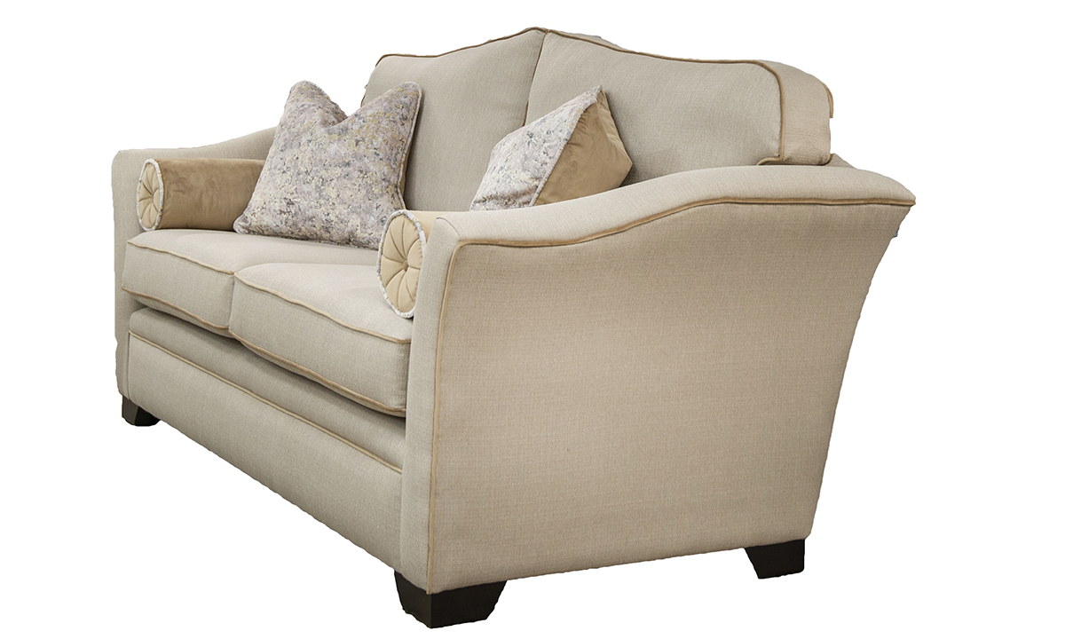 Othello-Small-Sofa-side-in-Aosta-Linen-Silver-Collection-Fabric