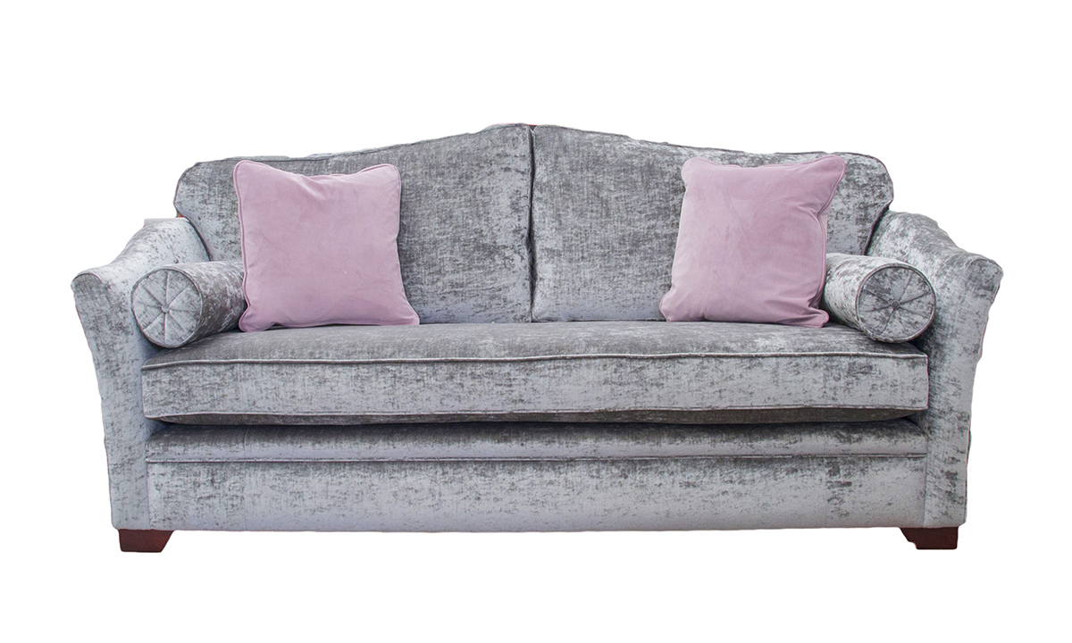 Othello Sofa - Bespoke - Bench Seat - Modena Regency Grey