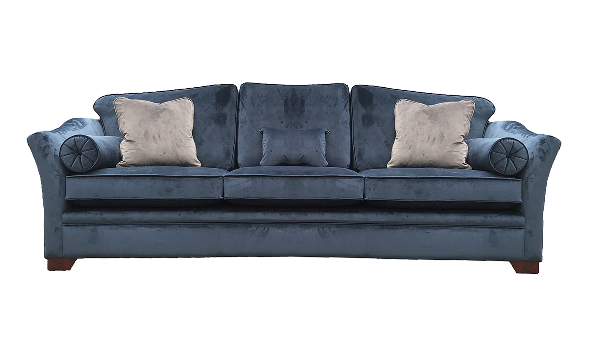 Othello 3 Seater Sofa (bespoke size) Discontinued Fabric