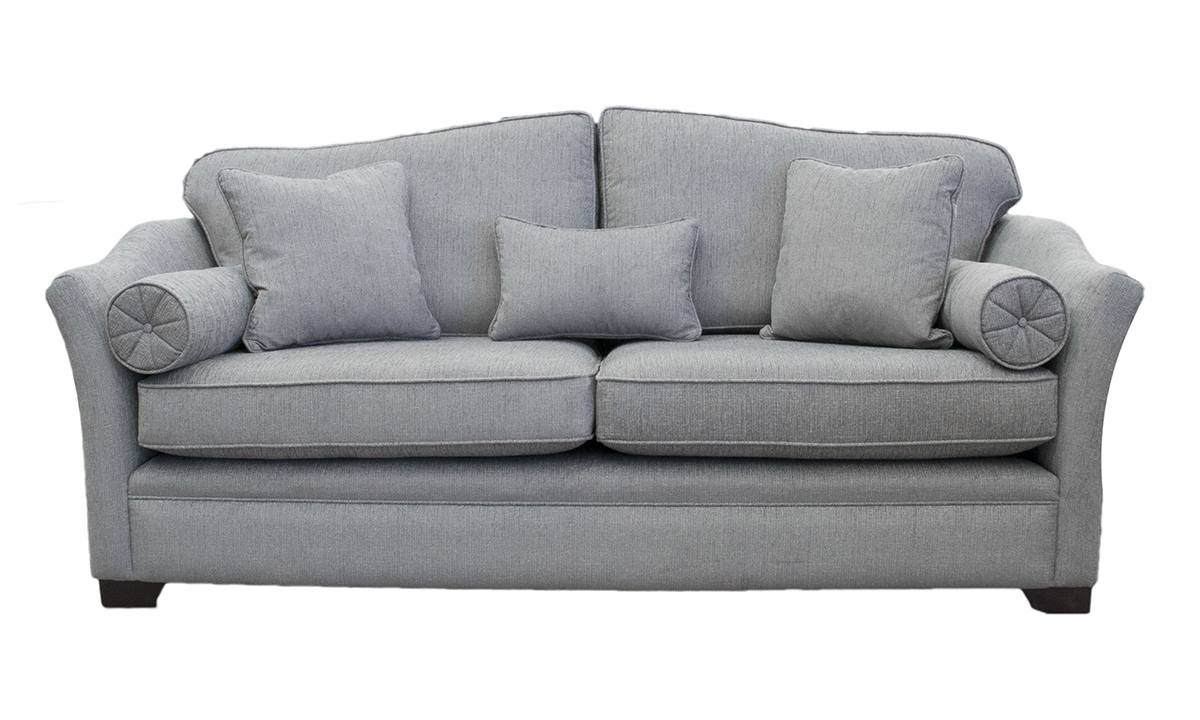Othello Sofa - Fintington Vista VIS2020 Nickel