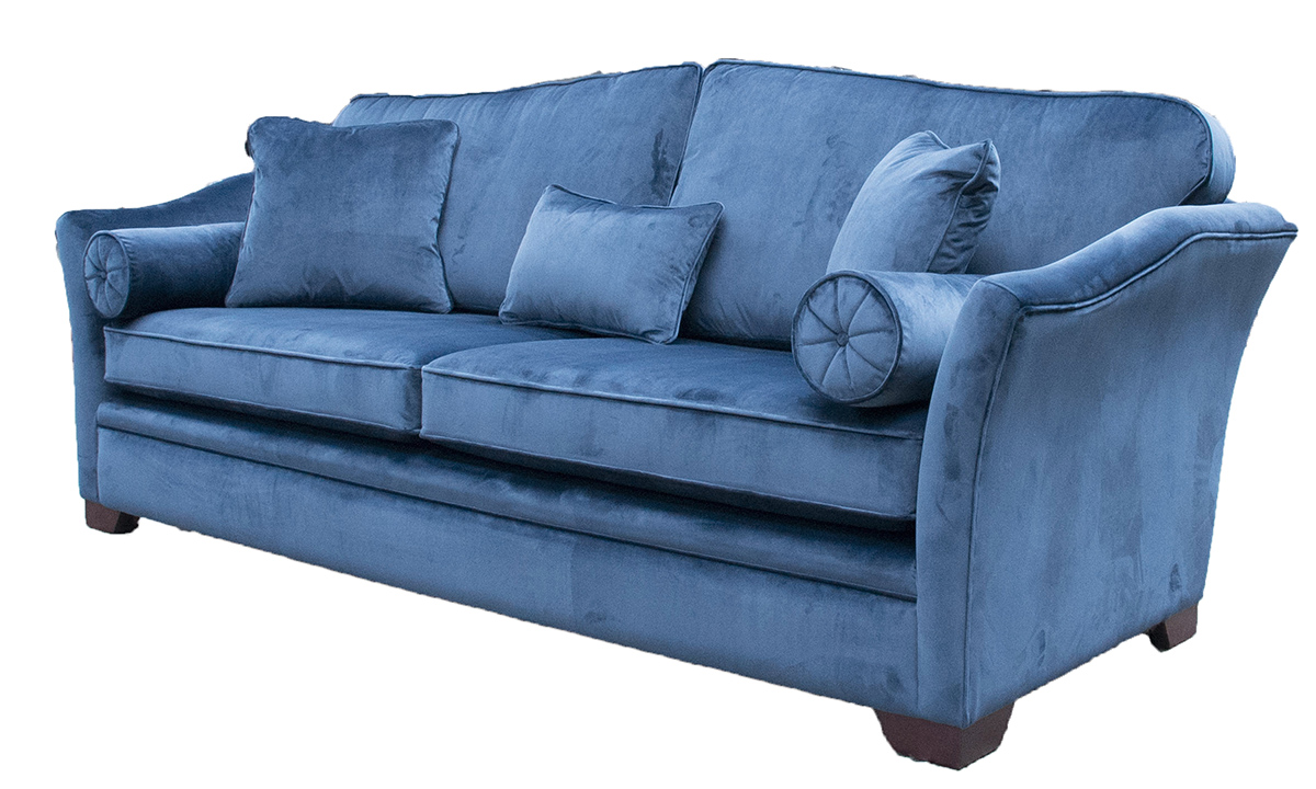 Othello Sofa Side (Bespoke Length 274cm) - Luxor Pacific