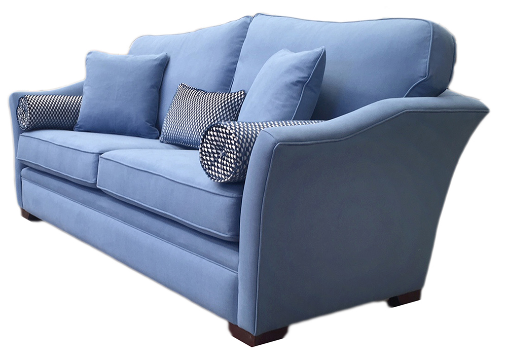 Othello Large Sofa in Customers Own Fabric
