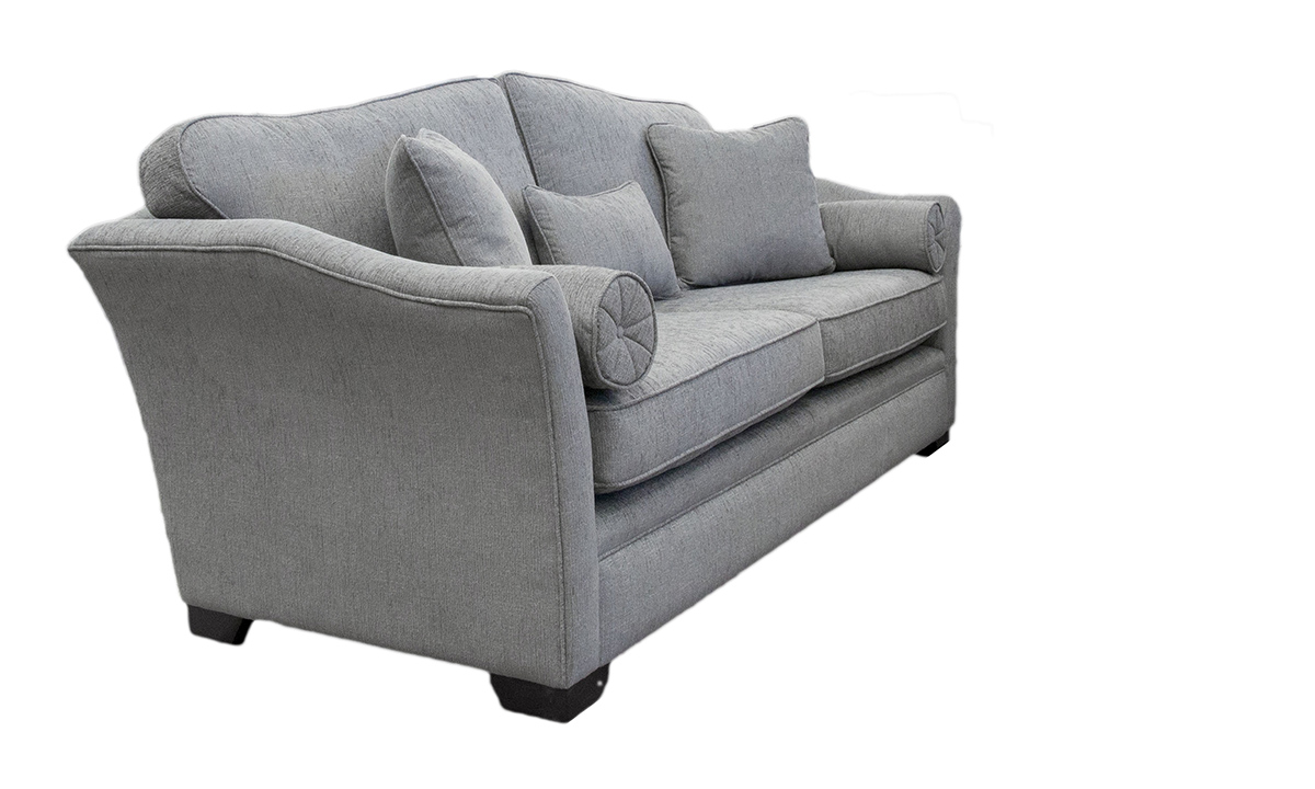 Othello Sofa Side - Fintington Vista VIS2020 Nickel