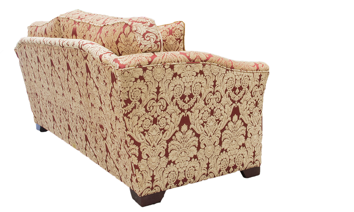Othello sofa Platinum Collection - Enjoy pattern back