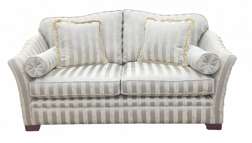 Othello Small Sofa  in Bronze Collection Fabric