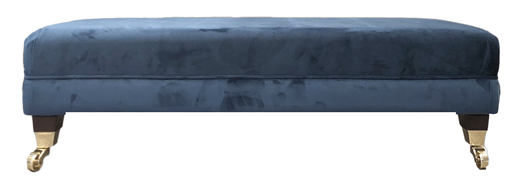 Ottolong Footstool - Luxor Pacific