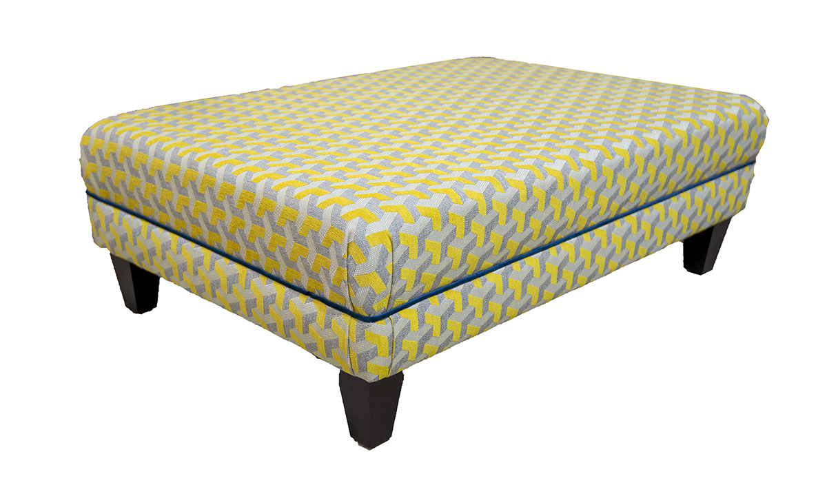 Ottoman-side-in-Levonne-Mustard-Silver-Collection-Fabric