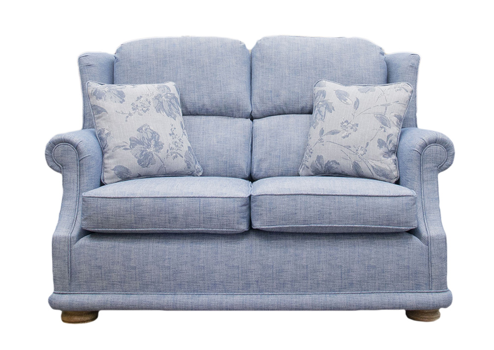 Palma Sofa Varadi Plain_Nordic Blue silver collection